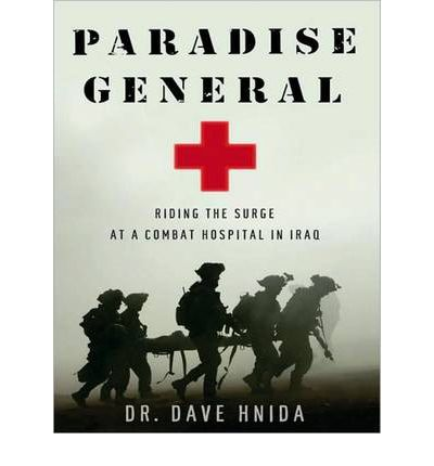 Paradise General by Dave Hnida AudioBook CD