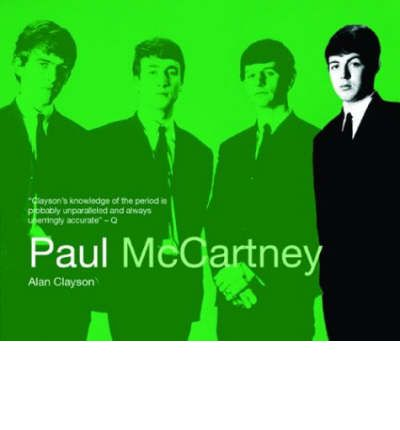 Paul Mccartney by Alan Clayson Audio Book CD