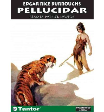 Pellucidar by Edgar Rice Burroughs AudioBook CD