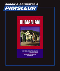 Pimsleur Comprehensive Romanian Level 1 - Discount - Audio 16 CD