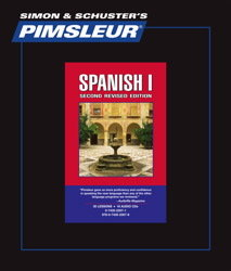 Pimsleur Comprehensive Spanish Level 1 - Discount - Audio 16 CD