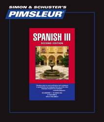Pimsleur Comprehensive Spanish Level 3 - Discount - Audio 16 CD