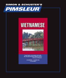 Pimsleur Comprehensive Vietnamese Level 1 - Discount - Audio 16 CD