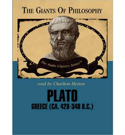 Plato by Charleton Heston AudioBook CD