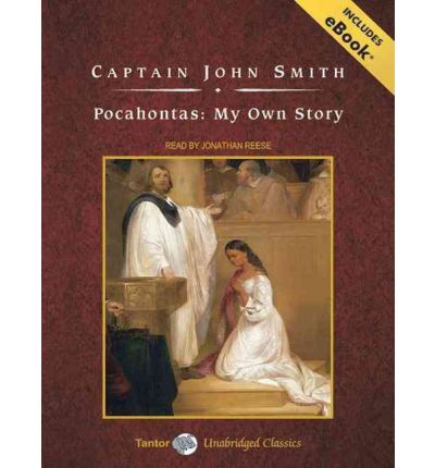 Pocahontas by John Smith AudioBook Mp3-CD