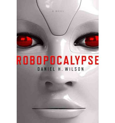 Robopocalypse by Daniel H Wilson Audio Book CD