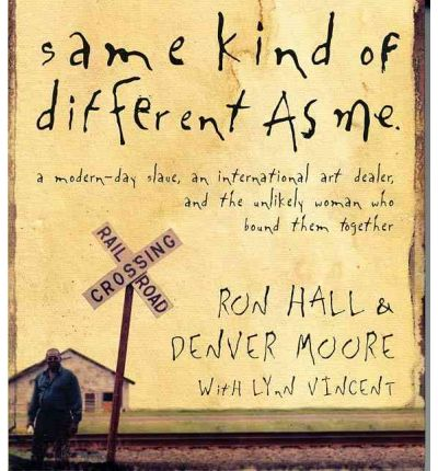 Same Kind of Different as Me by Ron Hall Audio Book CD