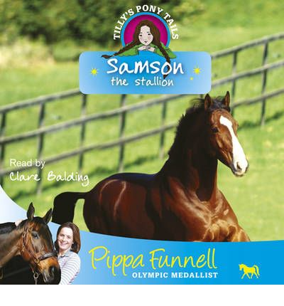 Samson by Pippa Funnell AudioBook CD
