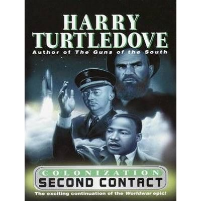 Second Contact by Harry Turtledove Audio Book CD