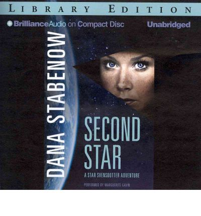Second Star by Dana Stabenow AudioBook CD