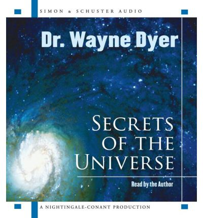 Secrets of the Universe by Dr Wayne W Dyer Audio Book CD