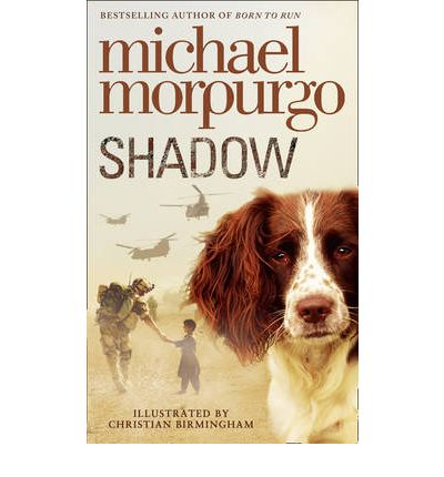 Shadow by Michael Morpurgo Audio Book CD
