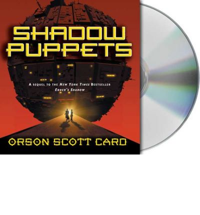 Shadow Puppets by Orson Scott Card Audio Book CD