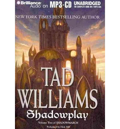 Shadowplay by Tad Williams Audio Book Mp3-CD
