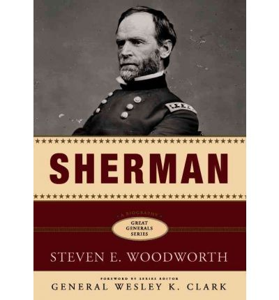 Sherman by Steven E Woodworth Audio Book CD