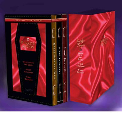 Sherrilyn Kenyon Audio Coffin Box Set by Sherrilyn Kenyon AudioBook CD