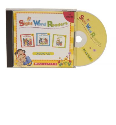 Sight Word Readers by  Audio Book CD