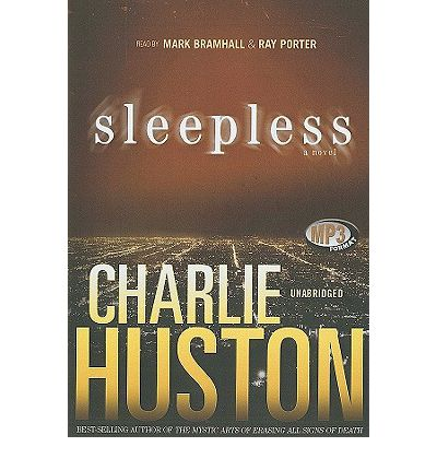 Sleepless by Charlie Huston Audio Book Mp3-CD