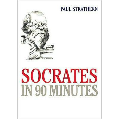 Socrates in 90 Minutes by Paul Strathern Audio Book CD