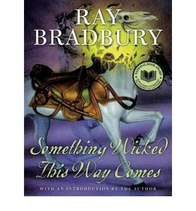 Something Wicked This Way Comes by Ray Bradbury Audio Book CD