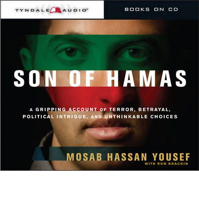 Son of Hamas by Mosab Hassan Yousef Audio Book CD