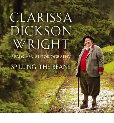 Spilling the Beans by Clarissa Dickson Wright Audio Book CD