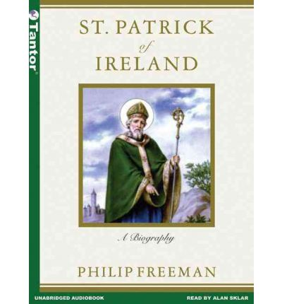 St. Patrick of Ireland by Philip Freeman AudioBook CD