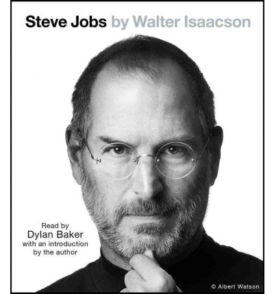 Steve Jobs by Walter Isaacson Audio Book CD