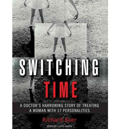 Switching Time by Richard Baer AudioBook CD