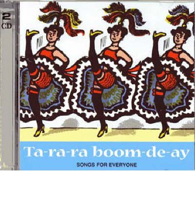 Ta-ra-ra Boom-de-ay by David Moses Audio Book CD