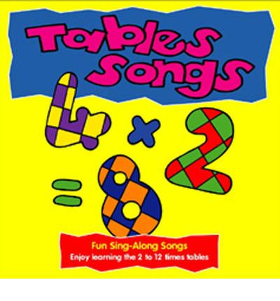 Tables Songs by  Audio Book CD
