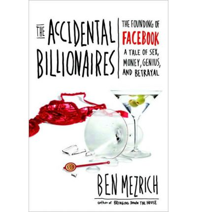 The Accidental Billionaires by Ben Mezrich AudioBook CD