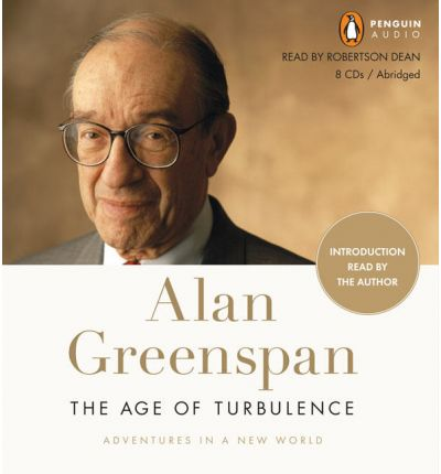 The Age of Turbulence by Alan Greenspan AudioBook CD