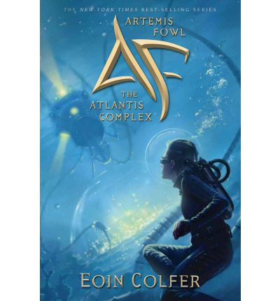 The Atlantis Complex by Eoin Colfer Audio Book CD