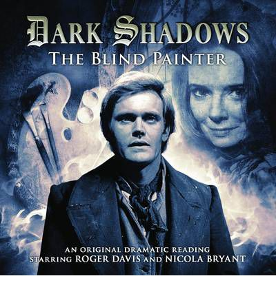 The Blind Painter by Jonathan Morris Audio Book CD