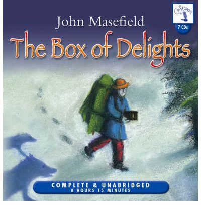 The Box of Delights by John Masefield AudioBook CD