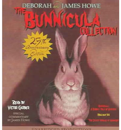 The Bunnicula Collection: Books 1-3 by James Howe Audio Book CD