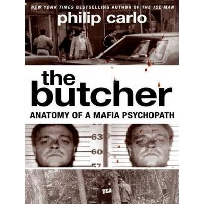 The Butcher by Philip Carlo AudioBook Mp3-CD