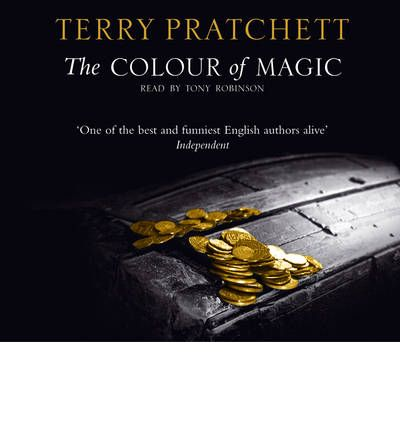 The Colour of Magic by Terry Pratchett Audio Book CD - The House of ...