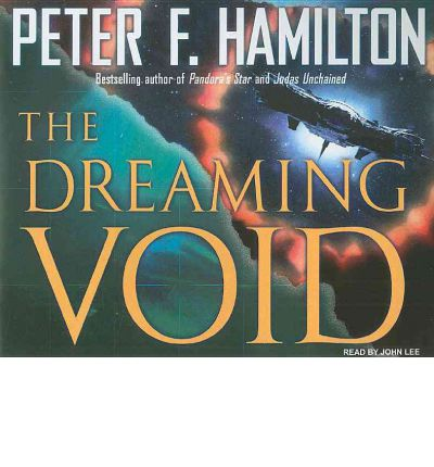 The Dreaming Void by Peter F. Hamilton AudioBook CD