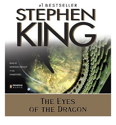 The Eyes of the Dragon by Stephen King Audio Book CD