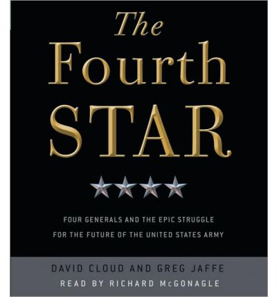 The Fourth Star by David Cloud Audio Book CD
