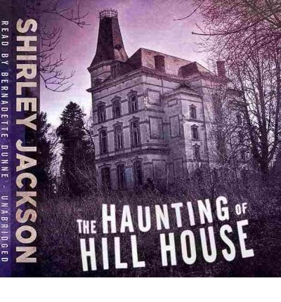 The Haunting Of Hill House By Shirley Jackson Audio Book CD