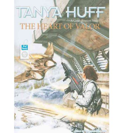 The Heart of Valor by Tanya Huff AudioBook Mp3-CD