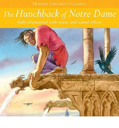 The Hunchback of Notre Dame by Victor Hugo Audio Book CD