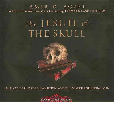 The Jesuit and the Skull by Amir D. Aczel AudioBook CD