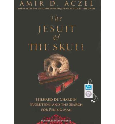The Jesuit and the Skull by Amir D. Aczel AudioBook Mp3-CD