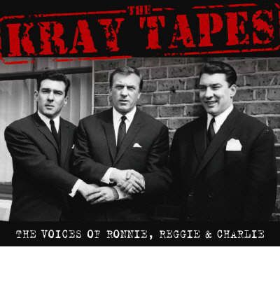 The Kray Tapes by  Audio Book CD