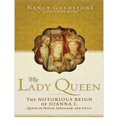 The Lady Queen by Nancy Goldstone AudioBook CD