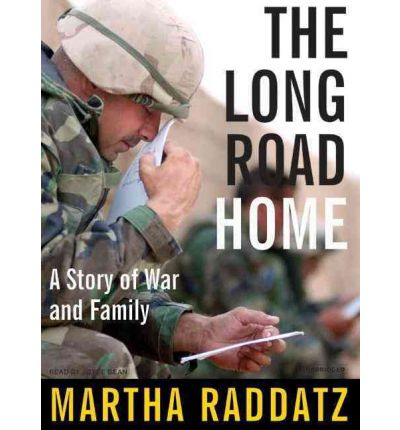The Long Road Home by Martha Raddatz AudioBook CD